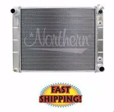 1966-67 Oldsmobile Cutlass Direct Fit Aluminum Radiator V8 Automatic 205028
