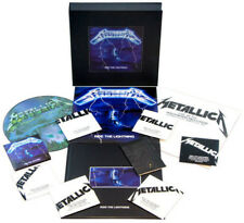 Metallica - Ride the Lightning (Deluxe Box Set) [New Vinyl LP] Patch, With CD, W