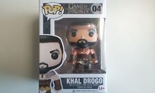 funko,pop,game of thrones,KHAL DROGO,neuf,04,trône de fer