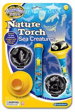 NATURE TORCH™ SEA CREATURES * SCIENCE * OCEANS * ANIMALS * GIFT TOY * CHILDREN