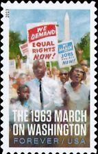 2013 46c The 1963 March on Washington Scott 4804 Mint F/VF NH