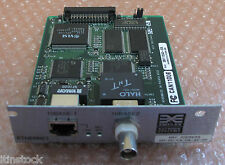 Emulux Ethernet/BNC Network Card, parti di STAMPANTE/Forniture P/N SB0110243-02A