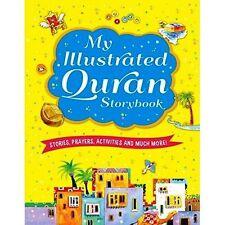 My Illustrated Quran Storybook for Muslim Children