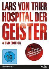 Lars von Trier - Hospital der Geister - 4 DVD Box