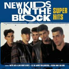 New Kids On The Block-Super Hits CD