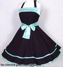 Kleid 50er Jahre zum Petticoat Abiball, Konformation, Partykleid Gr.38-42