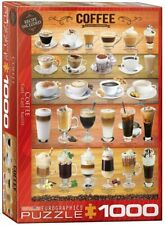 Eurographics Coffee 1000 Piece Jigsaw EG60000589