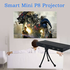 2016 Mini Pocket Pico Projector Movie Wireless Wifi HD DLP USB AV Mobile Phone