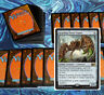 mtg MODERN RED GOBLIN POP DECK Magic the Gathering rare 60 cards