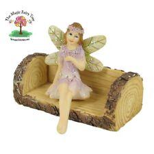 Fairy Garden Furniture - Log Bench