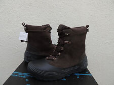 TEVA HIGHLINE BROWN WP LEATHER WINTER SNOW BOOTS, US MENS 7.5/ EUR 40 ~NIB