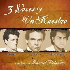 Tres Voces Y Un Maestro