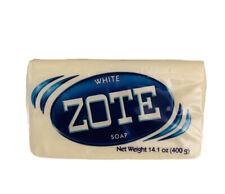 White Zote Laundry Soap Bar , 14.1oz(400g)