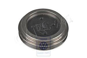 Genuine Volkswagen V-Belt Pulley Crankshaft NOS Quantum Audi 4000 049105255F