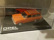 Opel Kadett B Caravan-Kombi (1965-1973), orange, -1/43- Opel Collection-in BOX-