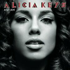 ALICIA KEYS --- AS I AM (CD)