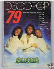 CATALOGUE DISQUES DISCOPOP 1979 (BEE GEES COVER)