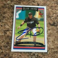 Eric Hinske Signed 2006 Topps Auto Toronto Blue Jays Chicago Cubs DBacks