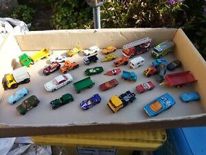 Ein Konvolut  Autos (Matchbox,Siku und andere- 33 Stück Inhalt) Set 5