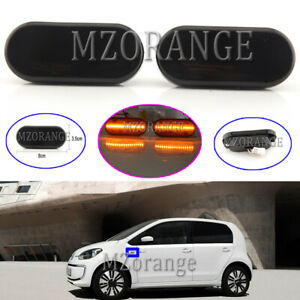 LED Dynamic Side Marker Light Lamp For Seat Ibiza Ford Fiesta VW Caddy Amarok Up