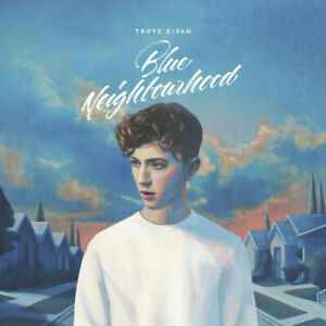 "Troye Sivan "" Blue Neighbourhood "" 2-VINYL LP *NEU & cellophaniert* RAR"