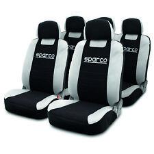 Sparco 11tlg Coche Universal Funda de Asiento Kit Vehículo Protector