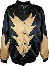 Goldust Black/Gold Entrance Walkout Chalkline WWE Satin Jacket