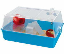 Mini Duna Hamster Cage Mixed Colours 55x39x27cm (Pack of 3)