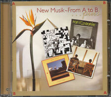 New Musik - From A To B Plus CD **BRAND NEW/STILL SEALED**