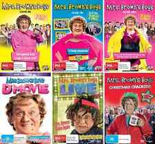 Mrs. Brown's Boys Complete Collection : NEW DVD