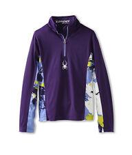 Spyder Kids Bloom Dry W.E.B.™ T-Neck Sweatshirt Size XL (18 Big Girls), NWT