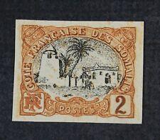 CKStamps: Somali Coast Stamps Collection Scott#35 Mint H OG Proof