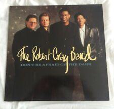 ROBERT CRAY BAND - DON'T BE AFRAID OF THE DARK (1988) VINYL LP, HIT ALBUM, VGC!!