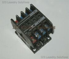 Wascomat Front Load Washer, Relay 220V 767 510109T 510109 5101-09 K2-12A01 Used