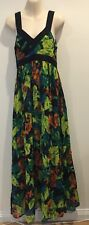 French Connection Cotton Floral Maxi dress Size S