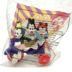 Vintage 1995 McDonald's Happy Meal ANIMANIACS UNDER-3 TOY in Plastic - Unopened