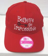 Alice Through The Looking Glass Women's New Era Believe The Impossible Cap Hat