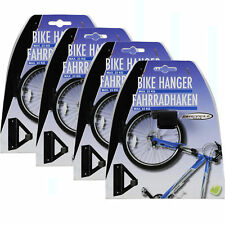 4 Stk. Fahrradhalter Wand Fahrradaufhängung Easy Fahrradständer Fahrrad