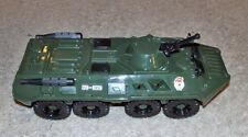 Russian toy. Russian military vehicle. Armored personnel carrier BTR-80. 1/24
