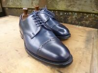 CHEANEY / CHURCH BROGUES – BLUE – UK 8 – POD – WORN ONCE