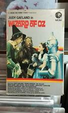 WIZARD OF OZ - CBS HOME VIDEO - BETA MAX  -  SUPER RARE  FREE SHIPPING