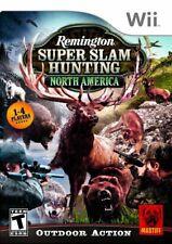 Remington Super Slam Hunting: North America - Nintendo  Wii Game