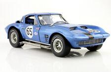 "EXOTO 1:18 Exoto Corvette Grand Sport Coupe #65 ""1963 Nassau Speedweek"""