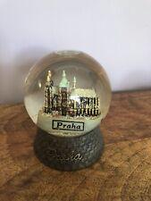 Prague St Virus Snow Globe Bought In Prague