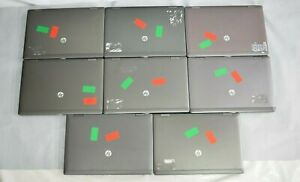 JOB LOT 8x Laptops HP ProBook 6470b 14'' W7 Intel i5 For Spares All Bulk Buy
