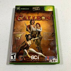 Galleon (Microsoft Xbox, 2004) Atlus RPG CIB Rare Tested