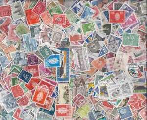 Scandinavia Collection - 1,000 Different Stamps
