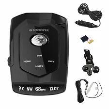 NEW Snooper 4zero GPS RADAR laser di fotocamere RIVELATORE Speed Cam alert di sicurezza
