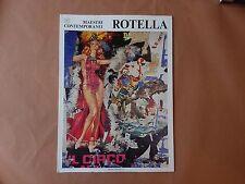 Maestri Contemporanei 8 Rotella - Vanessa edizioni d'arte