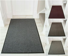 DIRT CATCHER KITCHEN HEAVY DUTY BARRIER MAT NON SLIP RUBBER BACK WASHABLE MATS